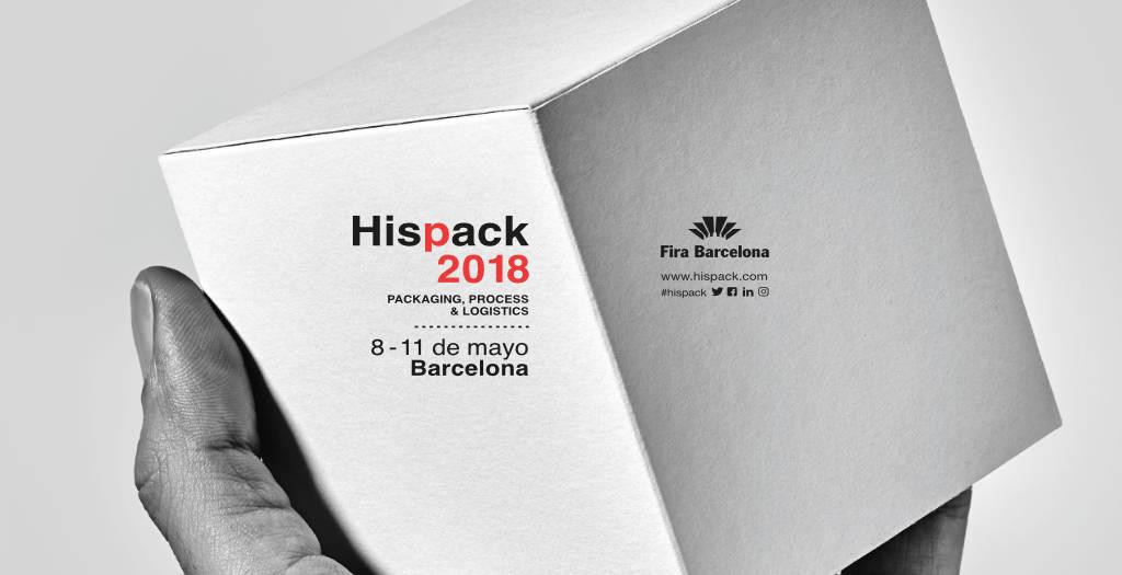 Presencia en Hispack 2018, Barcelona