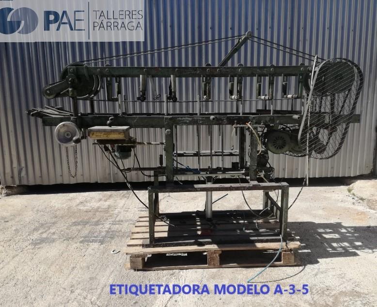 Etiquetadora Modelo A-3-5